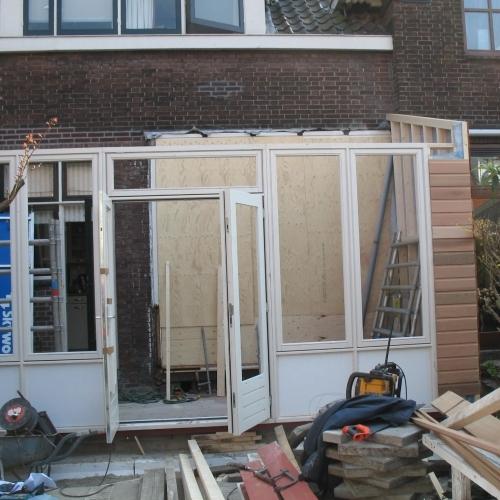 Excellent aanbouw achterzijde woning nieuwbouw aanbouw for Wat kost een nieuwbouw